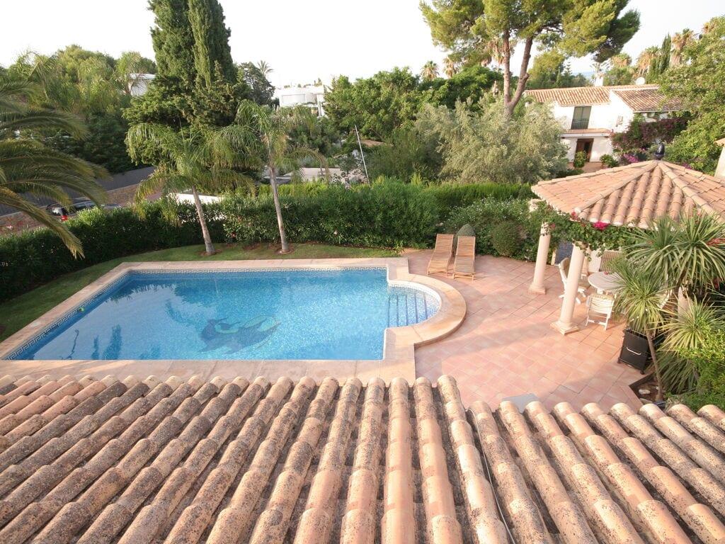 Ferienhaus Luxuriöse Villa mit eigenem Pool in Les Rotes (225457), Dénia, Costa Blanca, Valencia, Spanien, Bild 4