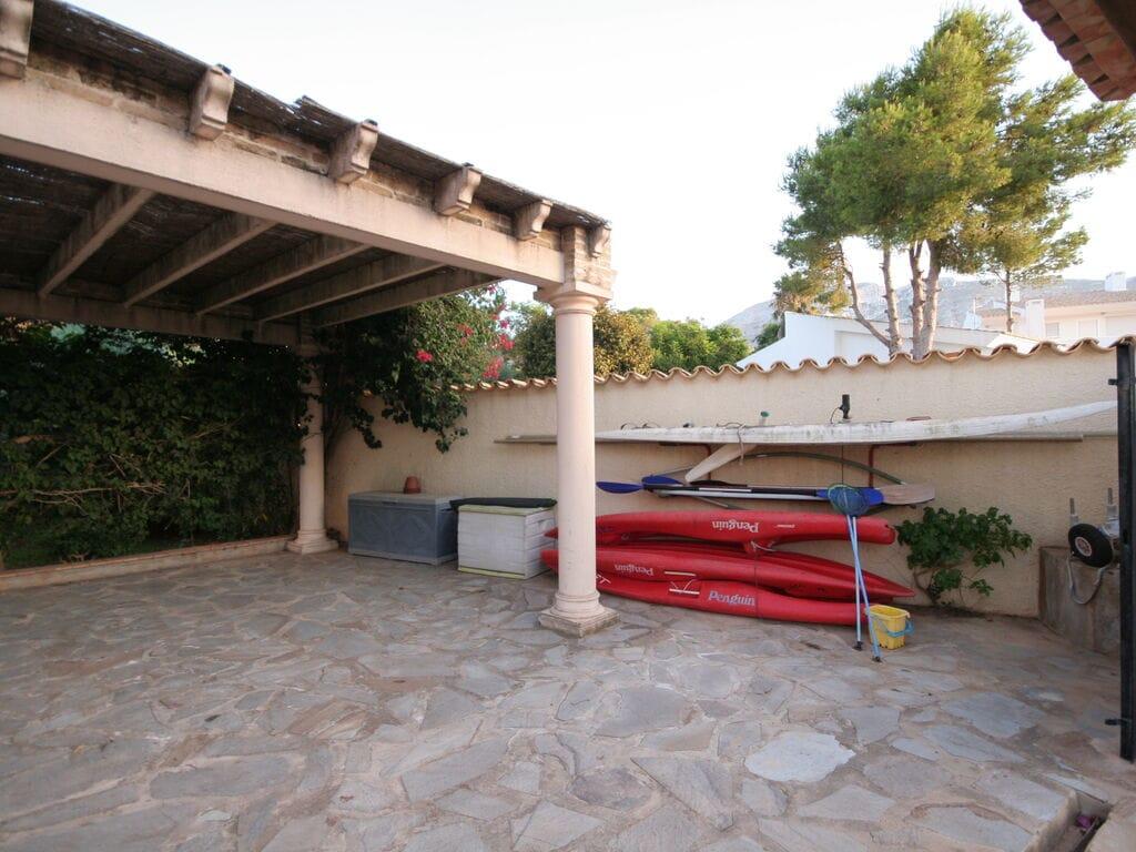 Ferienhaus Luxuriöse Villa mit eigenem Pool in Les Rotes (225457), Dénia, Costa Blanca, Valencia, Spanien, Bild 29