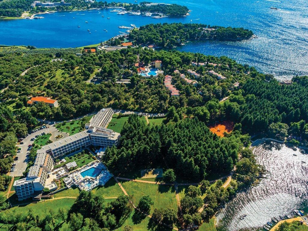 Ferienwohnung Luxuriöses Apartment mit Mikrowelle, 2,5 km vom hist. Porec (256430), Porec, , Istrien, Kroatien, Bild 18