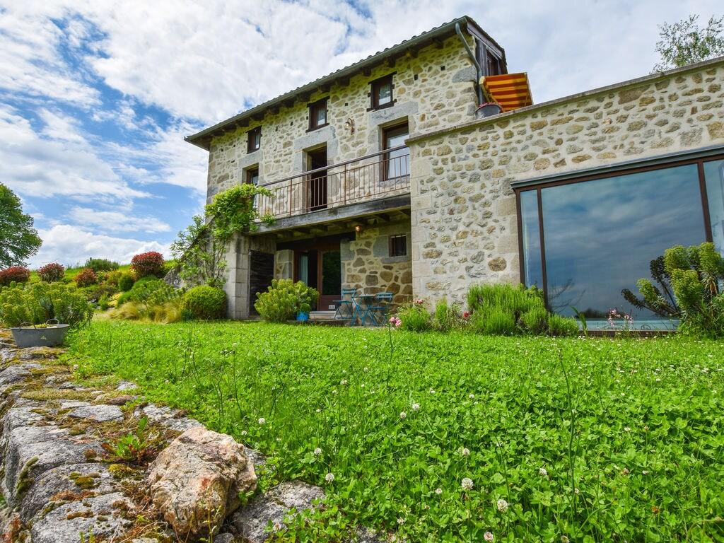 Ferienhaus Maison auvergnate avec jacuzzi et sauna (255927), Parlan, Cantal, Auvergne, Frankreich, Bild 1