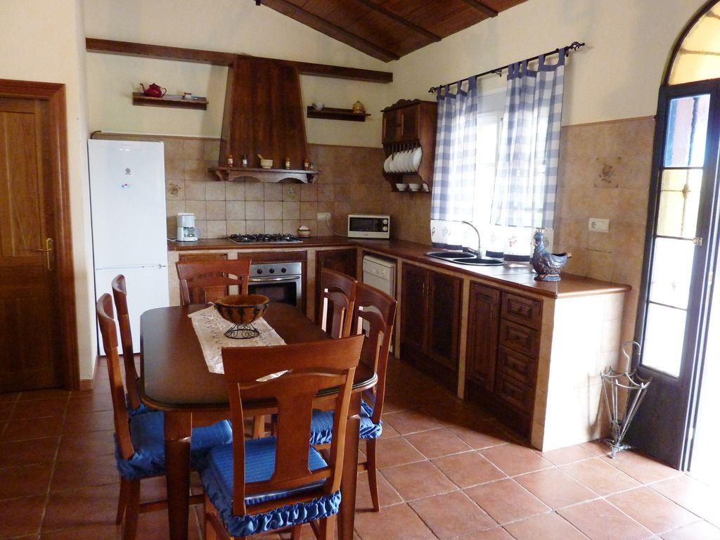 Ferienhaus Uriges Cottage mit Pool in Andalusien (236260), Villanueva de la Concepcion, Malaga, Andalusien, Spanien, Bild 6