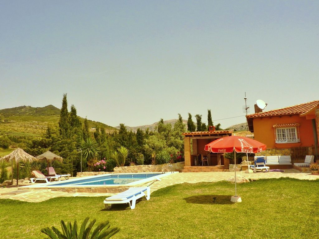 Ferienhaus Uriges Cottage mit Pool in Andalusien (236260), Villanueva de la Concepcion, Malaga, Andalusien, Spanien, Bild 14