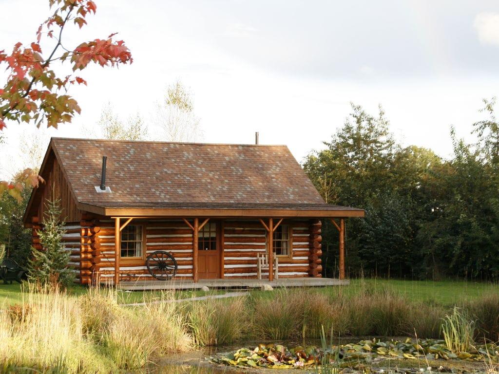 Ferienhaus Amerikaanse Blokhut (236452), Den Ham OV, Salland, Overijssel, Niederlande, Bild 19