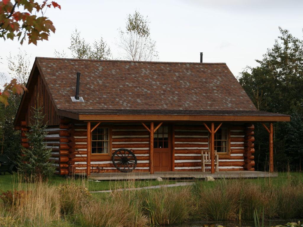 Ferienhaus Amerikaanse Blokhut (236452), Den Ham OV, Salland, Overijssel, Niederlande, Bild 18