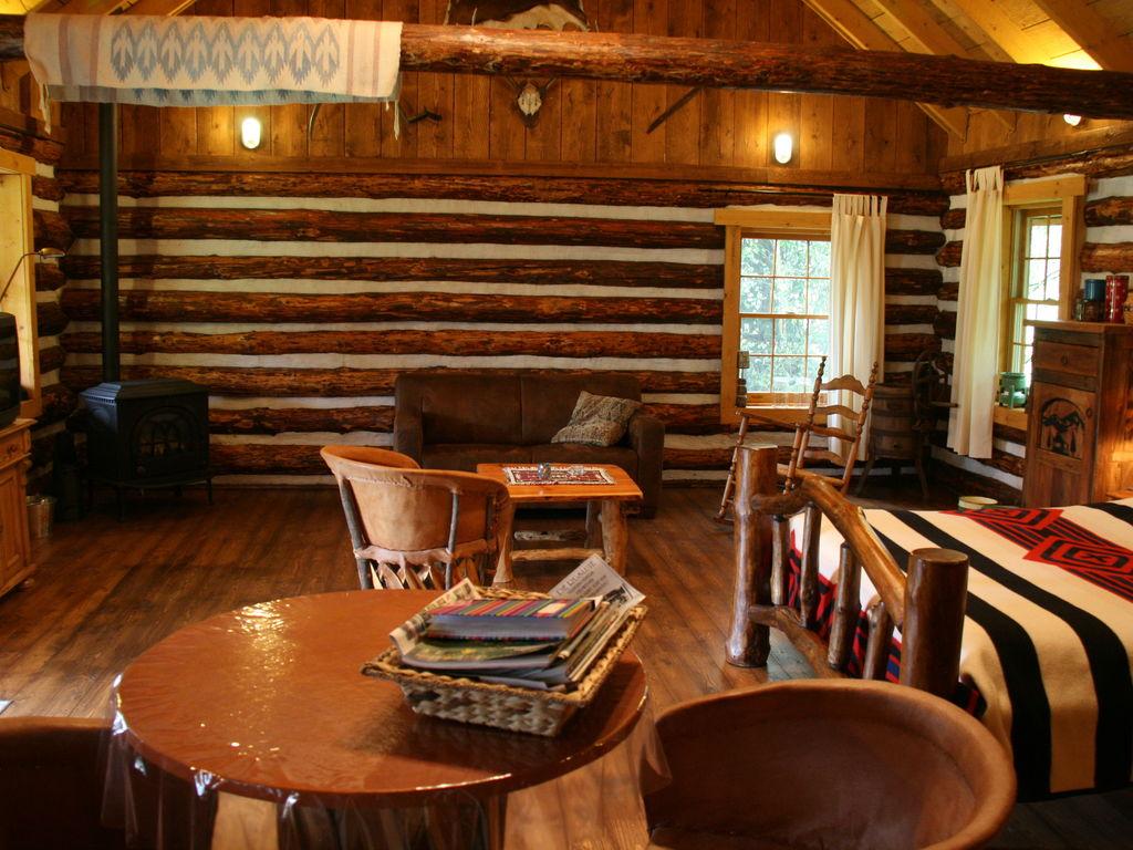 Ferienhaus Amerikaanse Blokhut (236452), Den Ham OV, Salland, Overijssel, Niederlande, Bild 4