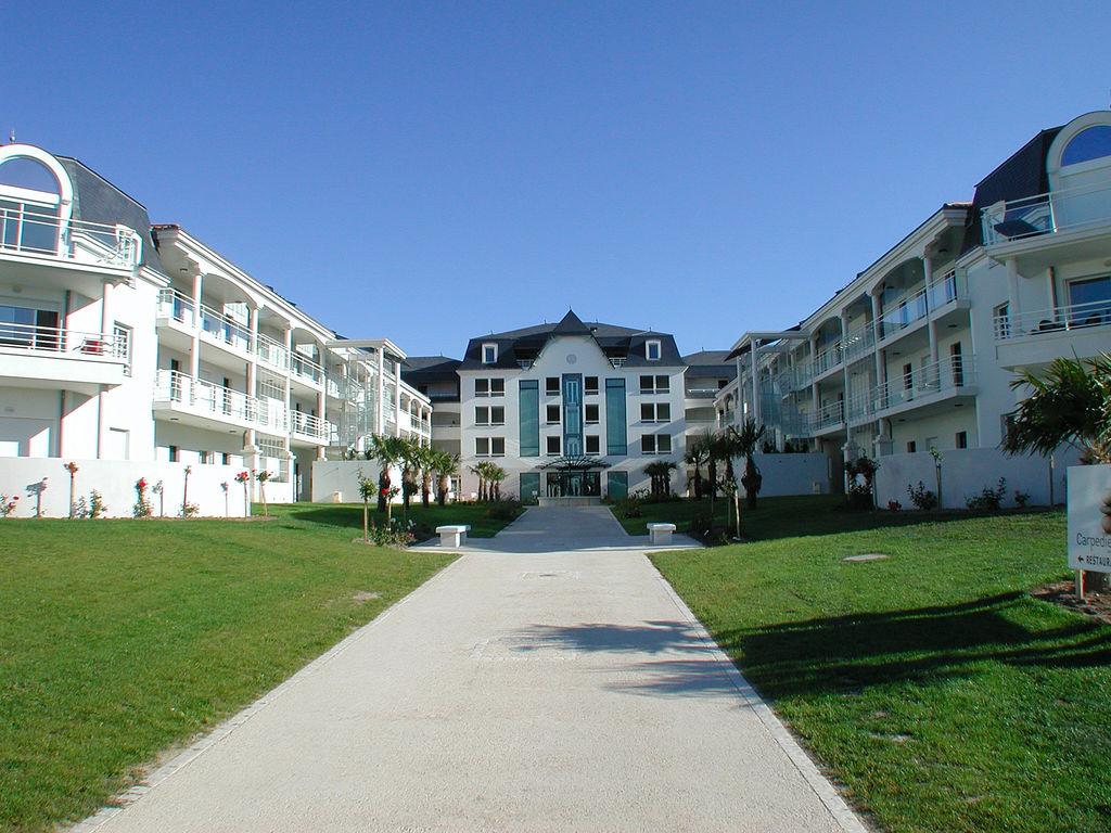 Ferienwohnung Charmantes Appartement mit Geschirrspüler an einem Golfplatz (236405), Coëx, Vendée Binnenland, Pays de la Loire, Frankreich, Bild 6