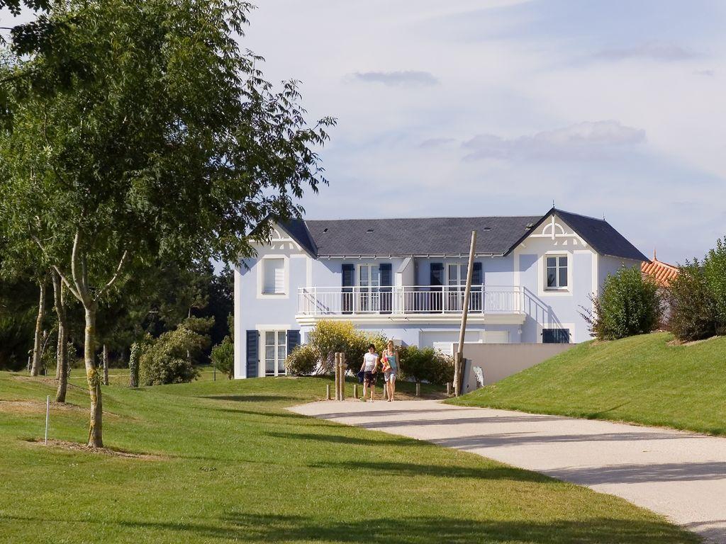 Ferienwohnung Charmantes Appartement mit Geschirrspüler an einem Golfplatz (236404), Coëx, Vendée Binnenland, Pays de la Loire, Frankreich, Bild 5