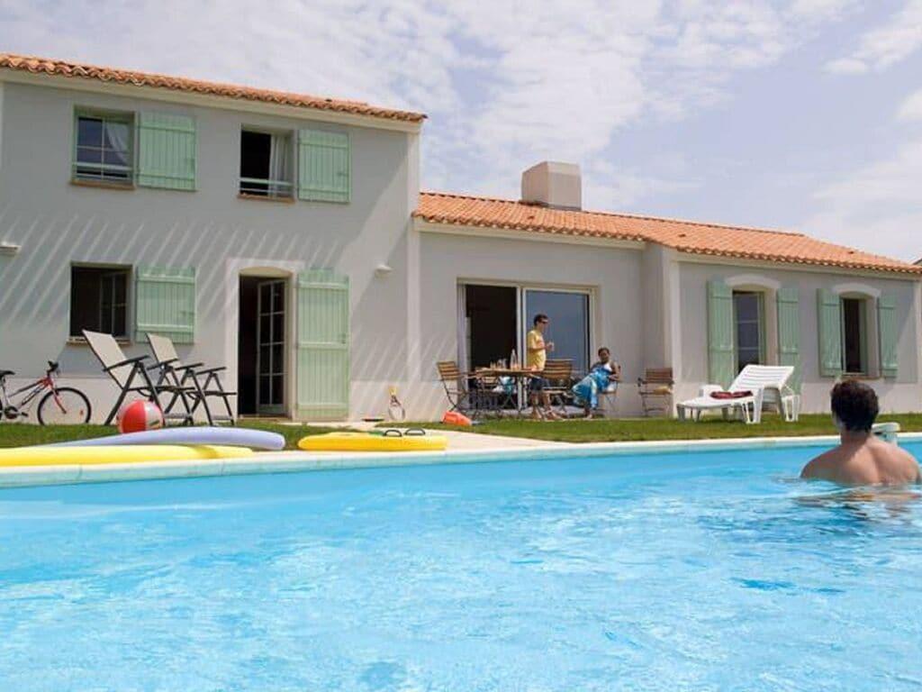 Ferienwohnung Charmantes Appartement mit Geschirrspüler an einem Golfplatz (236404), Coëx, Vendée Binnenland, Pays de la Loire, Frankreich, Bild 10