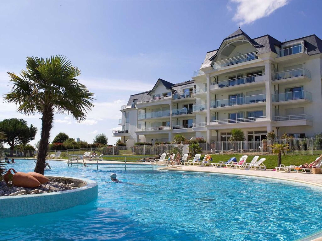 Ferienwohnung Charmantes Appartement mit Geschirrspüler an einem Golfplatz (236404), Coëx, Vendée Binnenland, Pays de la Loire, Frankreich, Bild 22