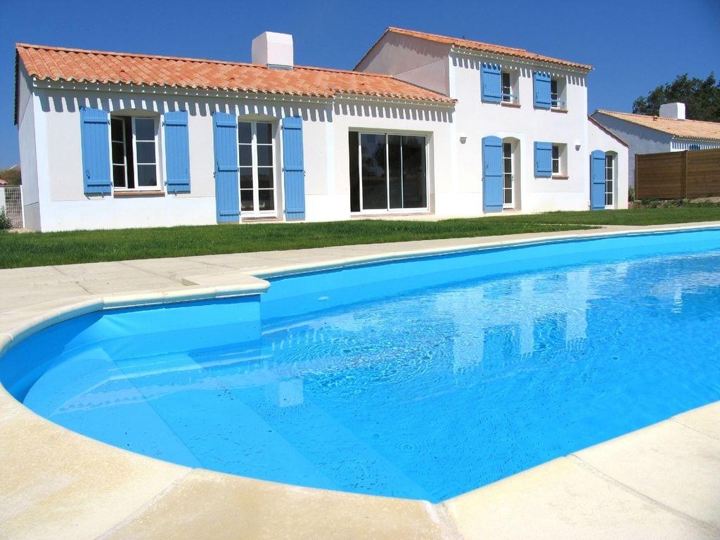 Ferienhaus Geräumige Villa mit privatem Pool am Golfplatz Loire-Region (236398), Coëx, Vendée Binnenland, Pays de la Loire, Frankreich, Bild 1