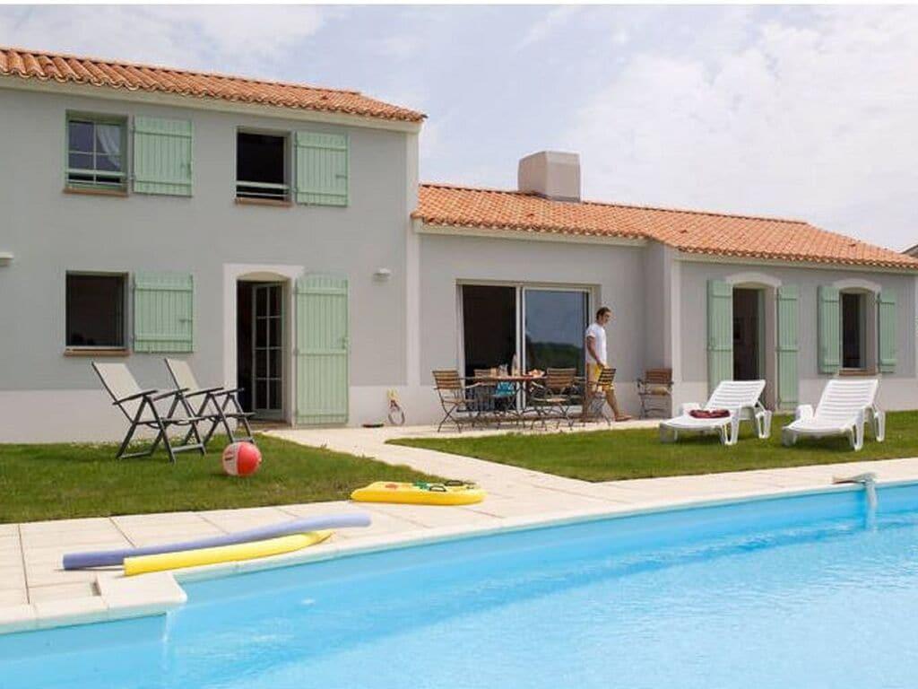 Ferienhaus Geräumige Villa mit privatem Pool am Golfplatz Loire-Region (236398), Coëx, Vendée Binnenland, Pays de la Loire, Frankreich, Bild 4