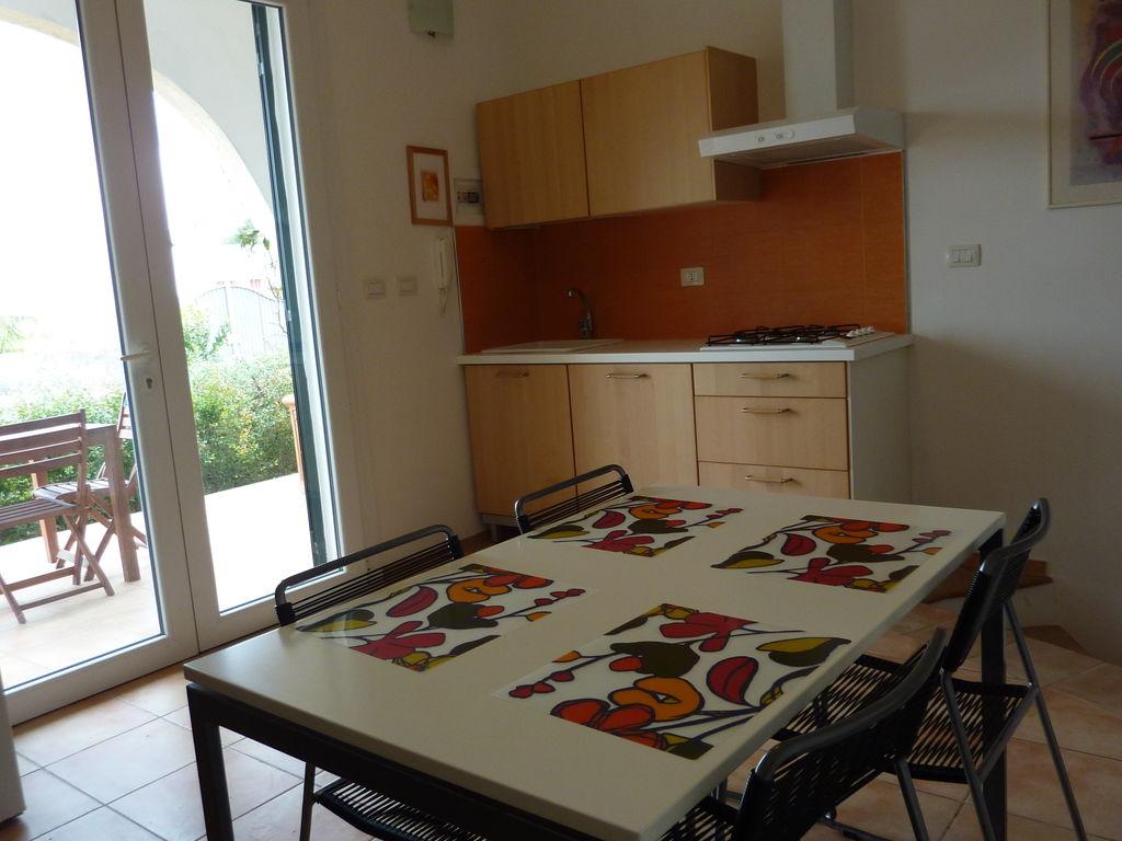 Ferienhaus Modernes Appartement in Apulien mit Terrasse (236362), Pescoluse, Lecce, Apulien, Italien, Bild 15
