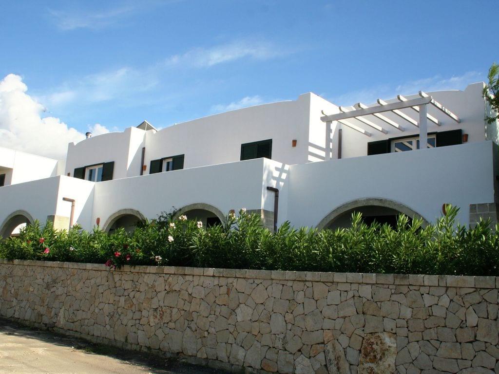 Ferienhaus Modernes Appartement in Apulien mit Terrasse (236362), Pescoluse, Lecce, Apulien, Italien, Bild 2