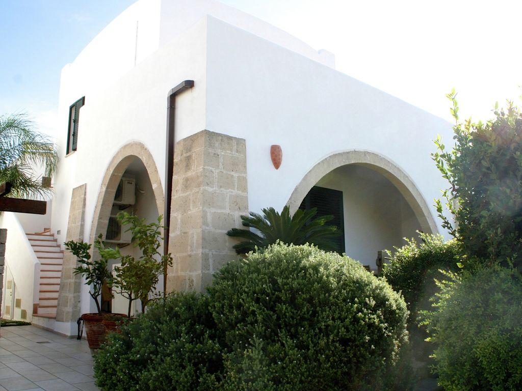 Ferienhaus Modernes Appartement in Apulien mit Terrasse (236362), Pescoluse, Lecce, Apulien, Italien, Bild 14