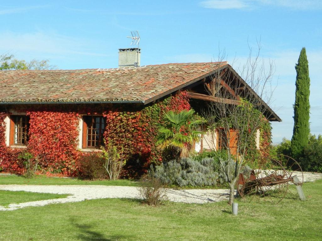 Ferienhaus La Hire de l'Esquinsac (236672), Samatan, Gers, Midi-Pyrénées, Frankreich, Bild 28