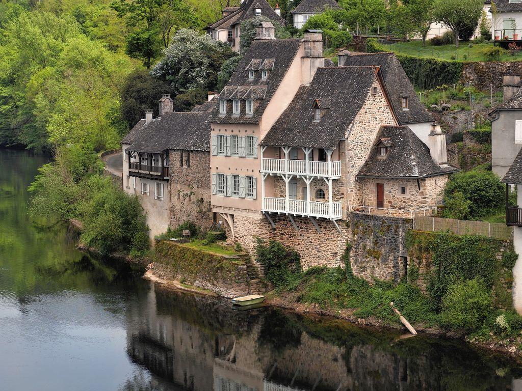Ferienwohnung Les Belles Rives 1 (236738), Argentat, Corrèze, Limousin, Frankreich, Bild 17