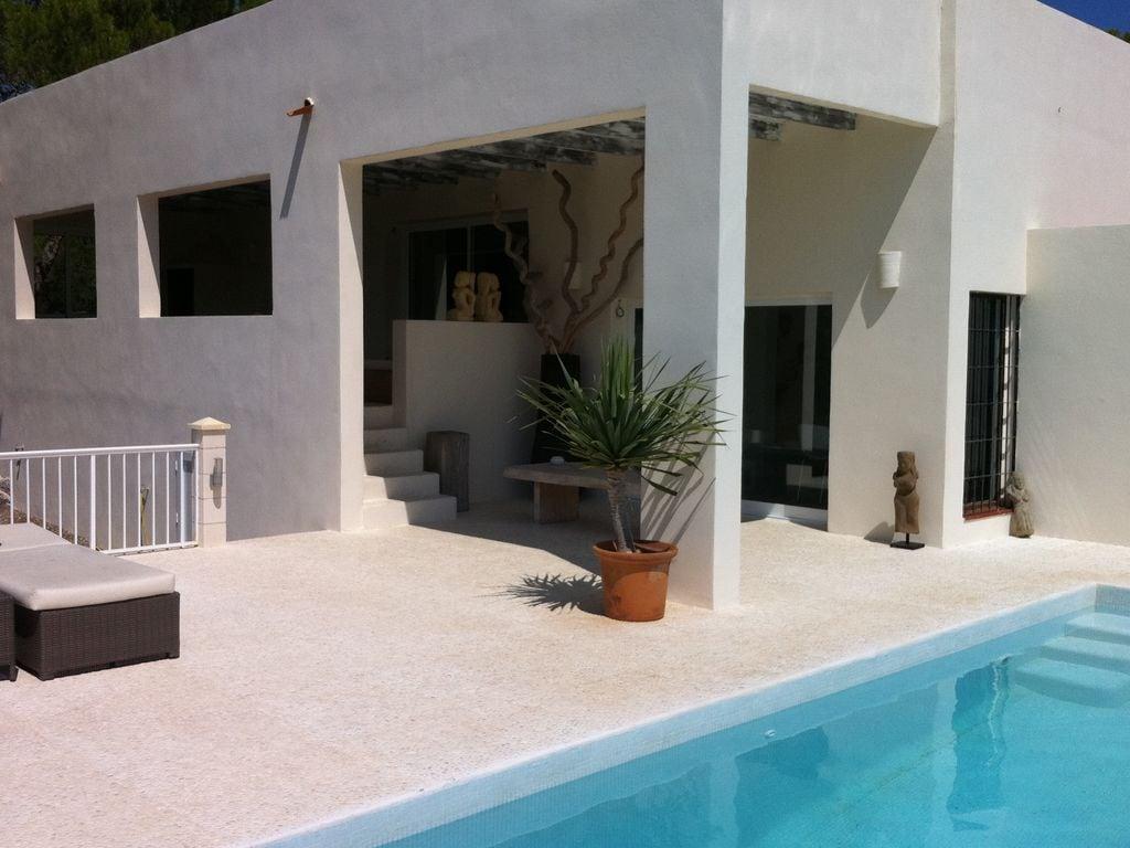 Ferienhaus Wunderschöne Villa in Cala Tarida mit Swimmingpool (562884), Cala Bassa, Ibiza, Balearische Inseln, Spanien, Bild 7