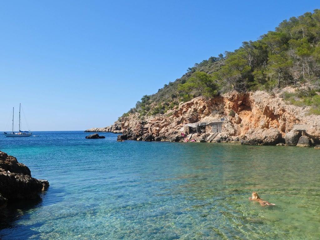 Ferienhaus Wunderschöne Villa in Cala Tarida mit Swimmingpool (562884), Cala Bassa, Ibiza, Balearische Inseln, Spanien, Bild 36