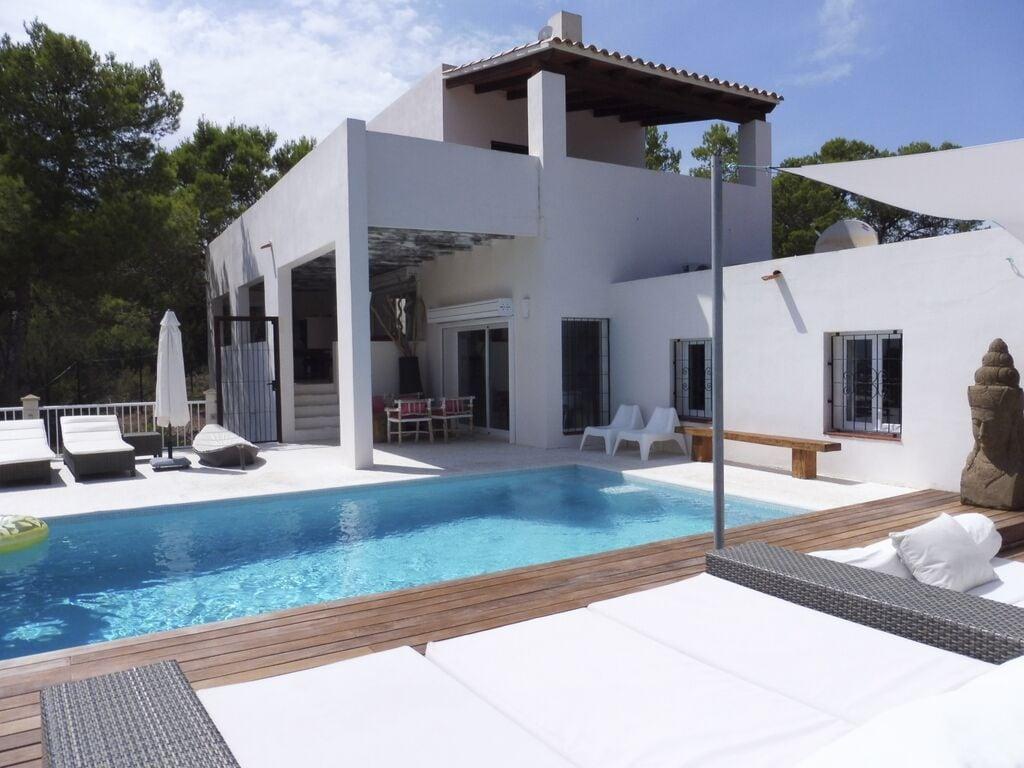 Ferienhaus Wunderschöne Villa in Cala Tarida mit Swimmingpool (562884), Cala Bassa, Ibiza, Balearische Inseln, Spanien, Bild 6