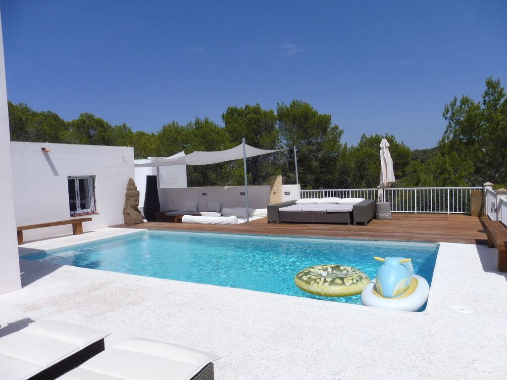 Ferienhaus Wunderschöne Villa in Cala Tarida mit Swimmingpool (562884), Cala Bassa, Ibiza, Balearische Inseln, Spanien, Bild 1