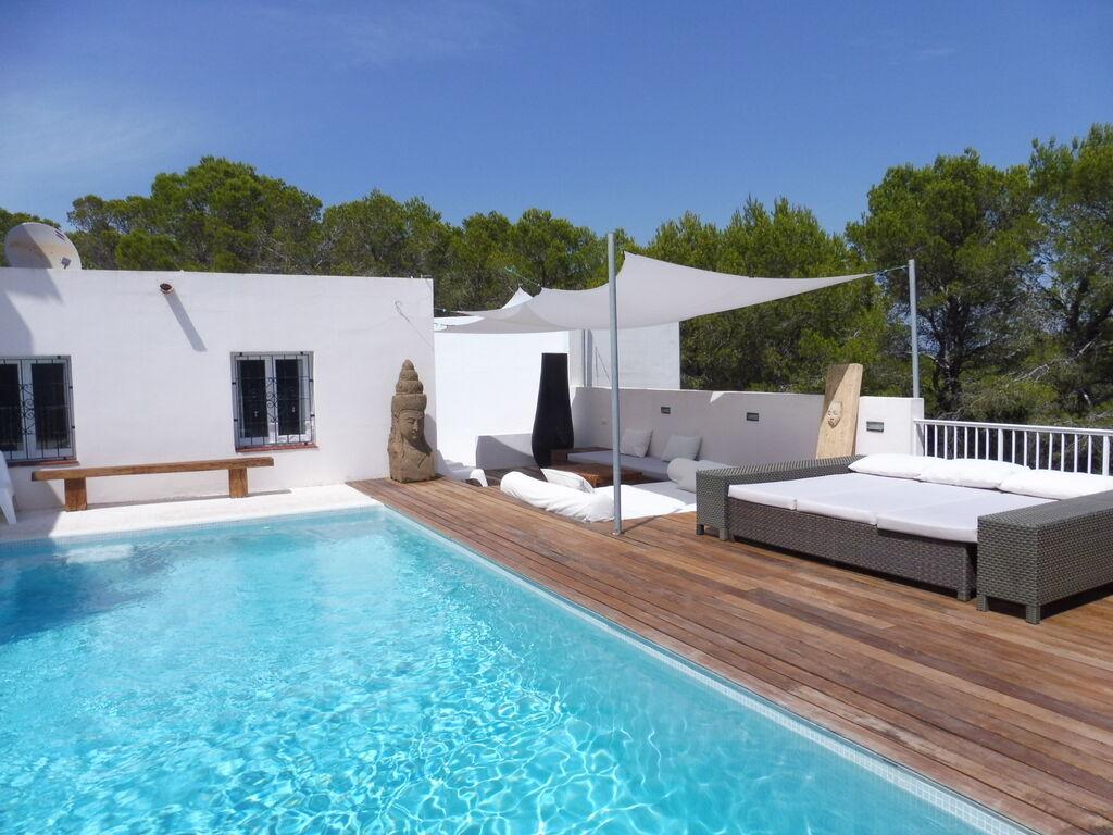 Ferienhaus Wunderschöne Villa in Cala Tarida mit Swimmingpool (562884), Cala Bassa, Ibiza, Balearische Inseln, Spanien, Bild 11