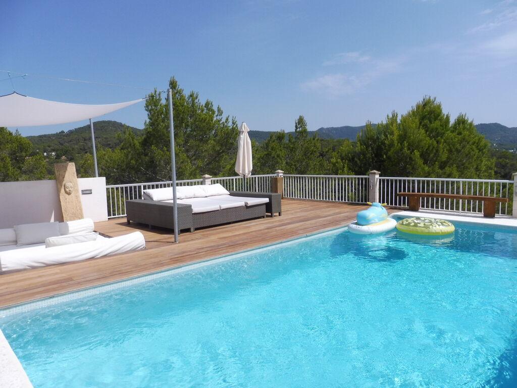 Ferienhaus Wunderschöne Villa in Cala Tarida mit Swimmingpool (562884), Cala Bassa, Ibiza, Balearische Inseln, Spanien, Bild 12