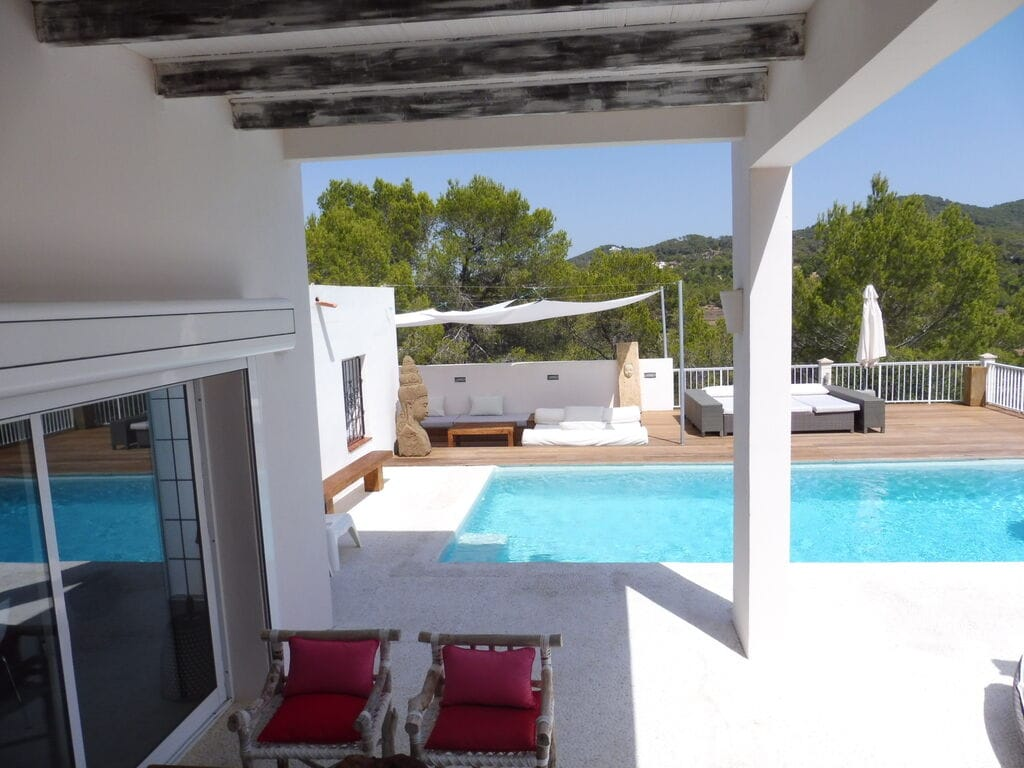 Ferienhaus Wunderschöne Villa in Cala Tarida mit Swimmingpool (562884), Cala Bassa, Ibiza, Balearische Inseln, Spanien, Bild 8