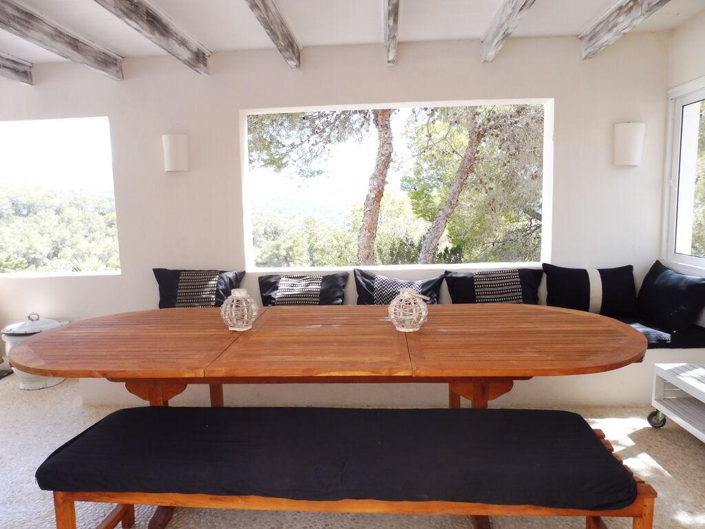 Ferienhaus Wunderschöne Villa in Cala Tarida mit Swimmingpool (562884), Cala Bassa, Ibiza, Balearische Inseln, Spanien, Bild 32