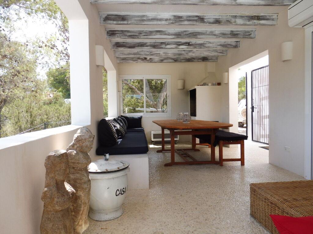 Ferienhaus Wunderschöne Villa in Cala Tarida mit Swimmingpool (562884), Cala Bassa, Ibiza, Balearische Inseln, Spanien, Bild 5
