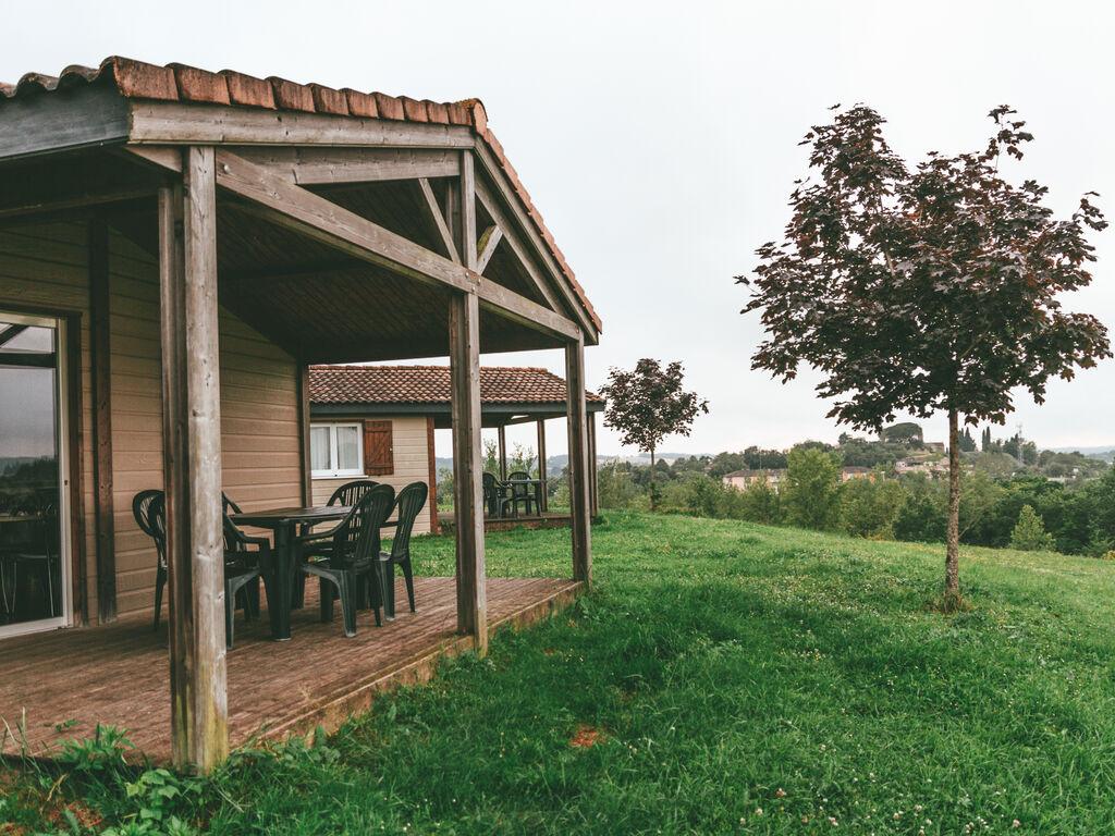 Ferienhaus Attraktives Chalet auf einem Hügel, mit Geschirrspüler (239320), Monclar de Quercy, Tarn-et-Garonne, Midi-Pyrénées, Frankreich, Bild 4
