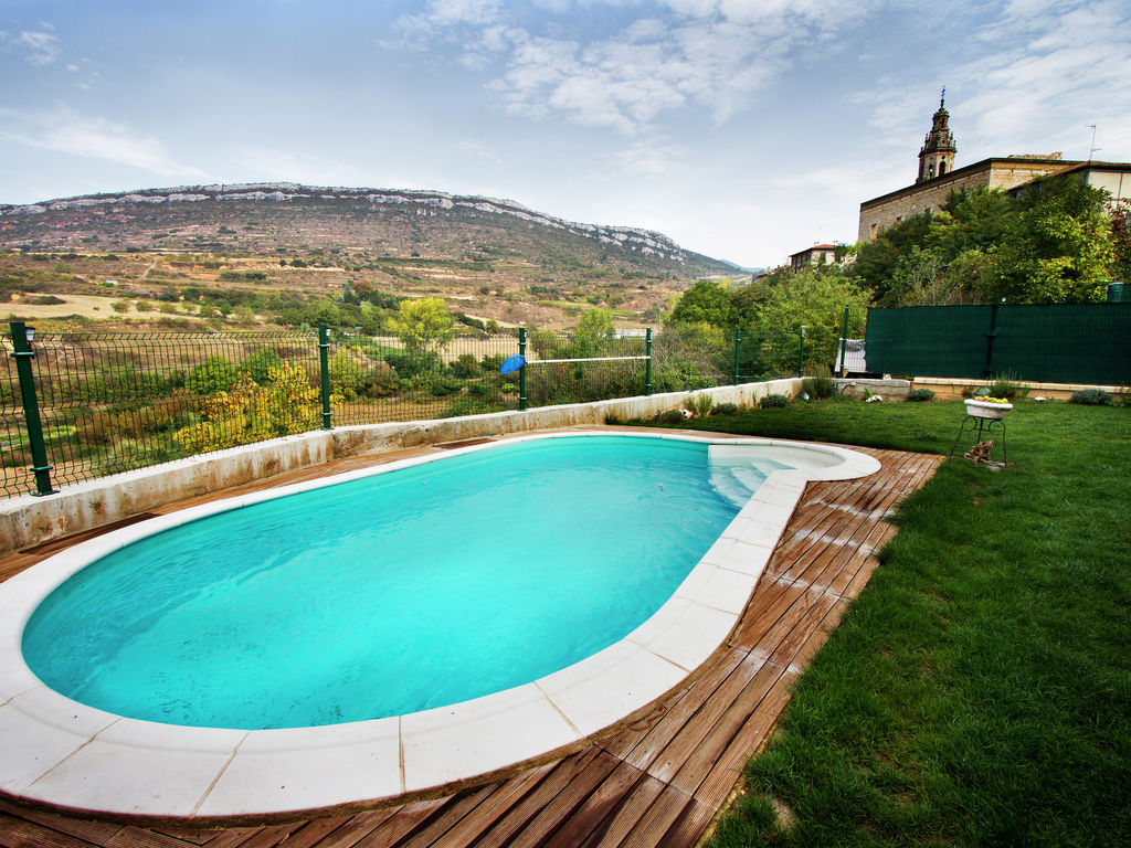 Ferienhaus Casa Colonial (246524), Salinillas de Buradon, Alava, Baskenland, Spanien, Bild 5