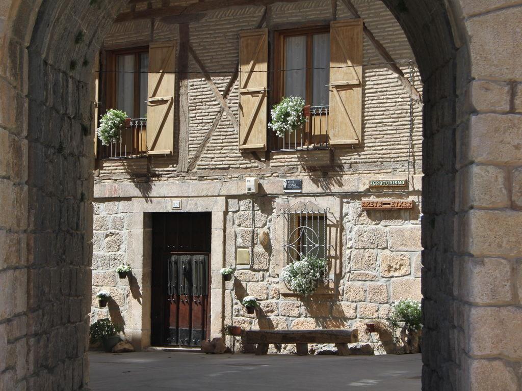 Ferienhaus Casa Colonial (246524), Salinillas de Buradon, Alava, Baskenland, Spanien, Bild 4