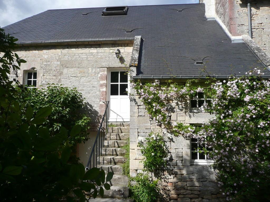 Ferienhaus La Grange du Château 2 pers (241887), Lantheuil, Calvados, Normandie, Frankreich, Bild 4