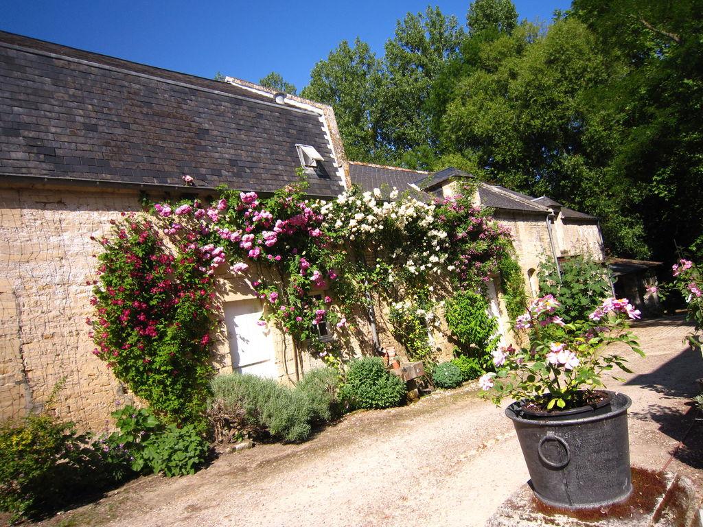 Ferienhaus La Grange du Château 2 pers (241887), Lantheuil, Calvados, Normandie, Frankreich, Bild 2