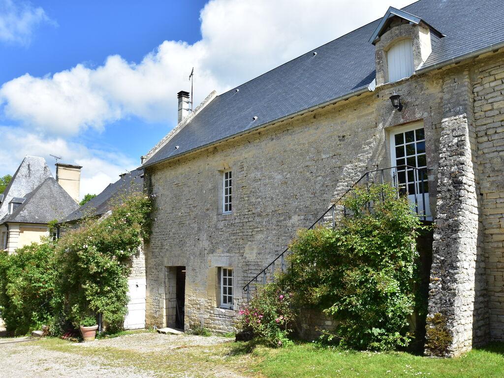 Ferienhaus La Grange du Château 2 pers (241887), Lantheuil, Calvados, Normandie, Frankreich, Bild 3