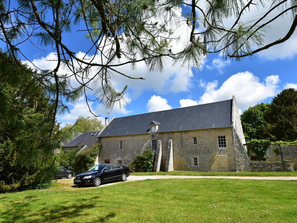 Ferienhaus La Grange du Château 2 pers (241887), Lantheuil, Calvados, Normandie, Frankreich, Bild 1