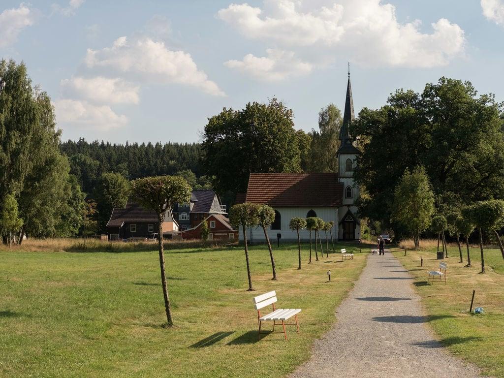 Ferienhaus Ruhig gelegenes Ferienhaus im Oberharz mit offenem Kamin und Sauna (242240), Elbingerode, Harz (Sachsen-Anhalt), Sachsen-Anhalt, Deutschland, Bild 14