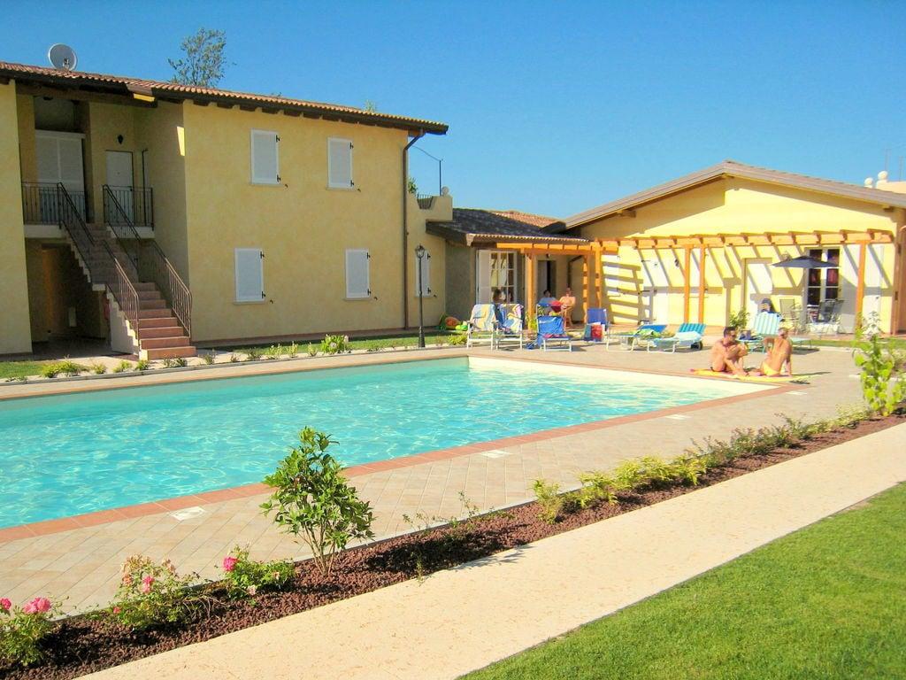 Ferienhaus Schönes Ferienhaus in Manerba del Garda mit Pool (244575), Nuvolento, Brescia, Lombardei, Italien, Bild 8