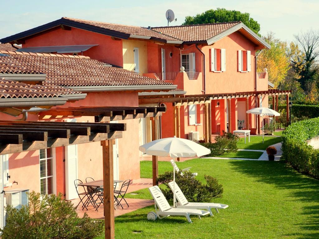 Ferienhaus Schönes Ferienhaus in Manerba del Garda mit Pool (244575), Nuvolento, Brescia, Lombardei, Italien, Bild 6