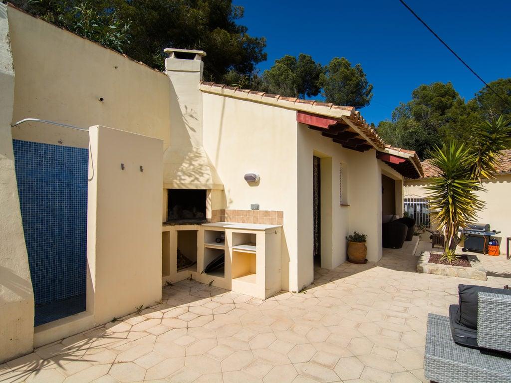 Ferienhaus Gemütliche Villa in Benissa mit eigenem Pool (244642), Benissa, Costa Blanca, Valencia, Spanien, Bild 24