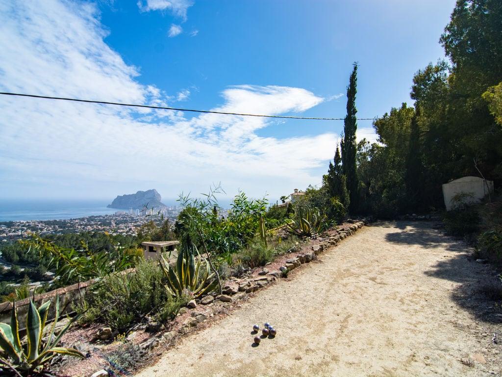 Ferienhaus Gemütliche Villa in Benissa mit eigenem Pool (244642), Benissa, Costa Blanca, Valencia, Spanien, Bild 12