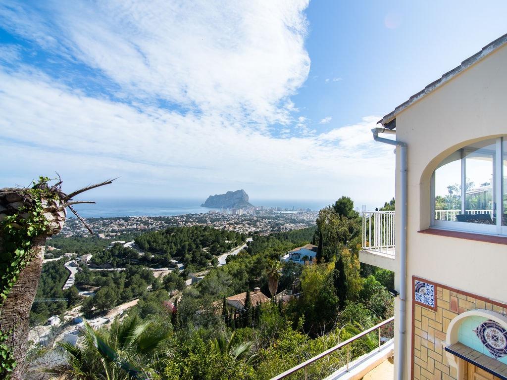 Ferienhaus Gemütliche Villa in Benissa mit eigenem Pool (244642), Benissa, Costa Blanca, Valencia, Spanien, Bild 3