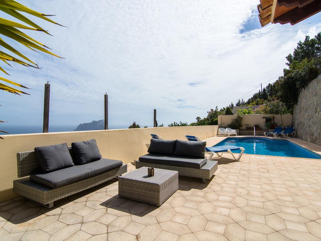 Ferienhaus Gemütliche Villa in Benissa mit eigenem Pool (244642), Benissa, Costa Blanca, Valencia, Spanien, Bild 4