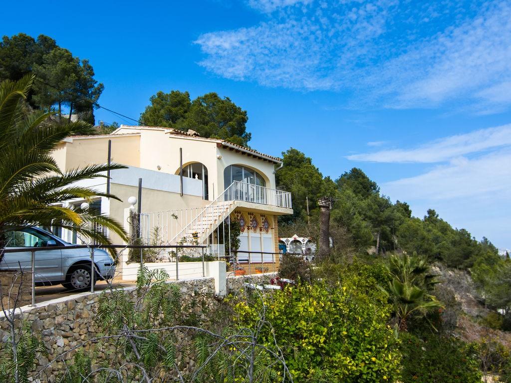Ferienhaus Gemütliche Villa in Benissa mit eigenem Pool (244642), Benissa, Costa Blanca, Valencia, Spanien, Bild 2