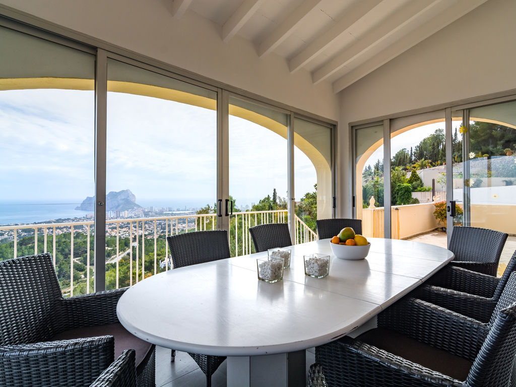 Ferienhaus Gemütliche Villa in Benissa mit eigenem Pool (244642), Benissa, Costa Blanca, Valencia, Spanien, Bild 9