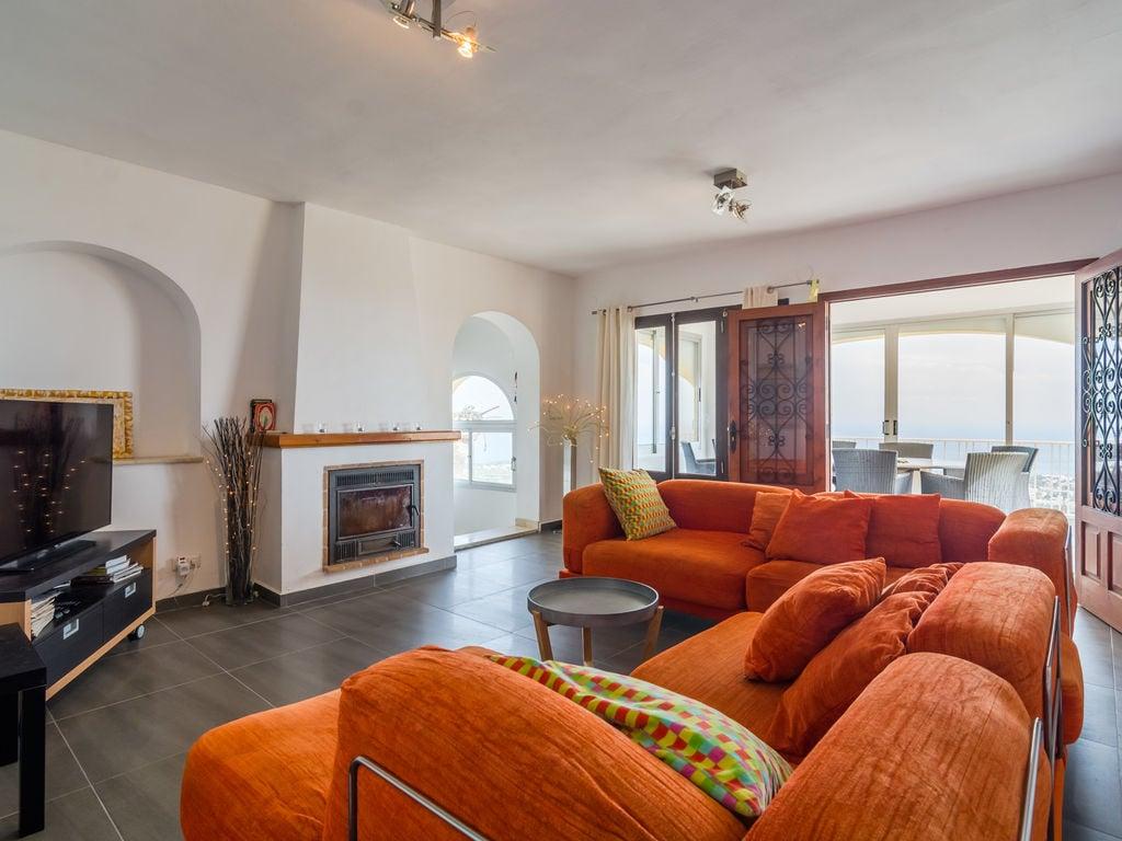 Ferienhaus Gemütliche Villa in Benissa mit eigenem Pool (244642), Benissa, Costa Blanca, Valencia, Spanien, Bild 7
