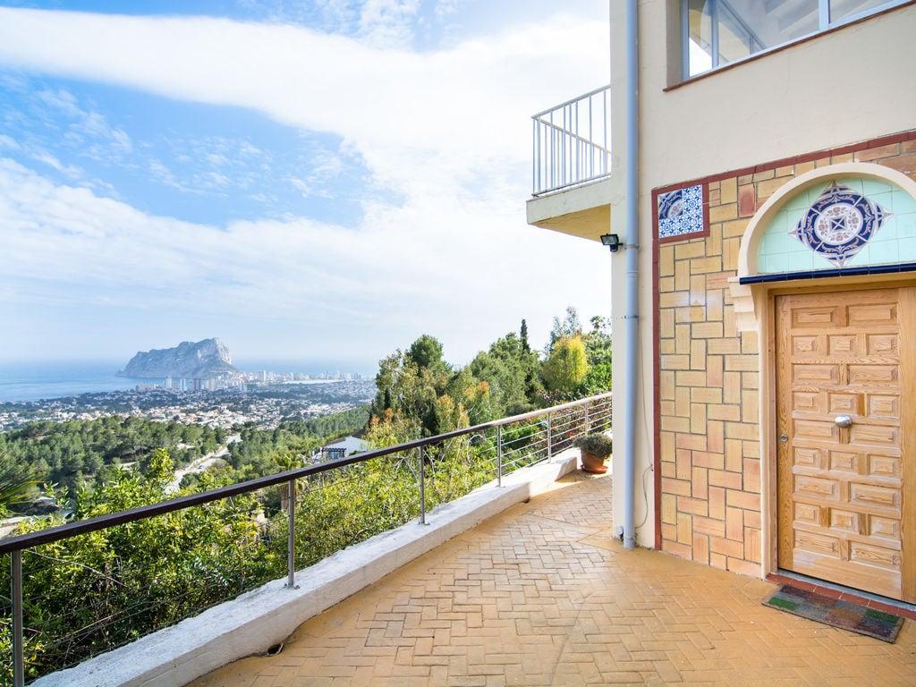 Ferienhaus Gemütliche Villa in Benissa mit eigenem Pool (244642), Benissa, Costa Blanca, Valencia, Spanien, Bild 6