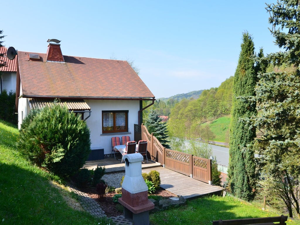 Holiday house Koegel (255555), Schönbrunn, Thuringian Forest, Thuringia, Germany, picture 2
