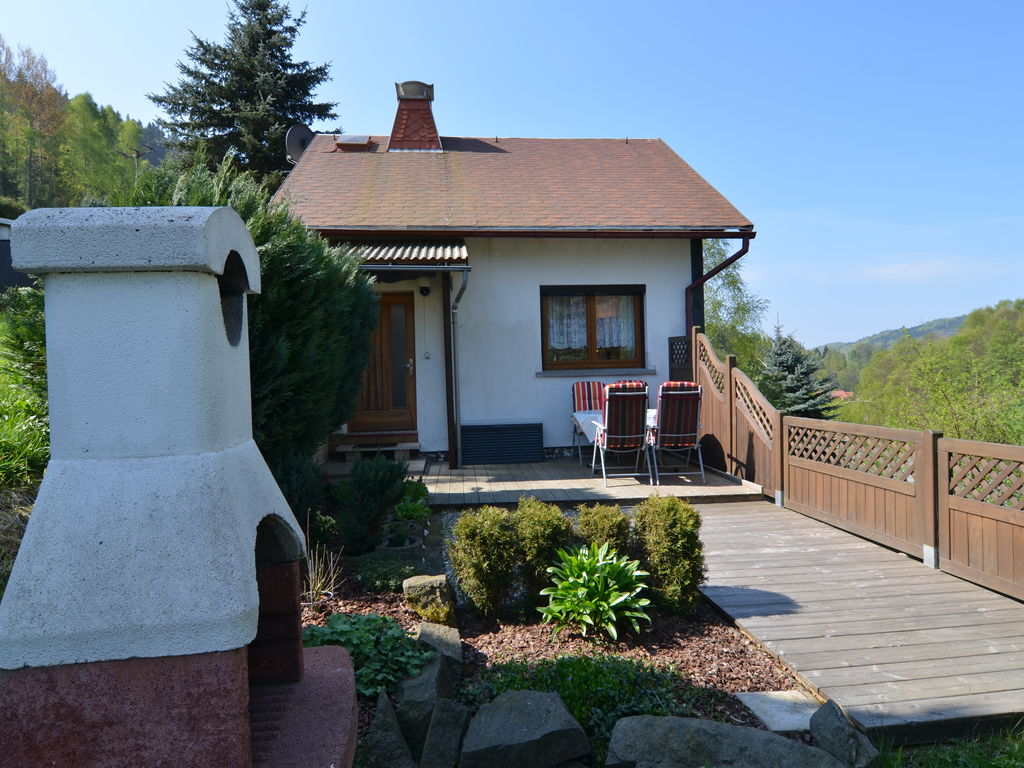 Holiday house Koegel (255555), Schönbrunn, Thuringian Forest, Thuringia, Germany, picture 1