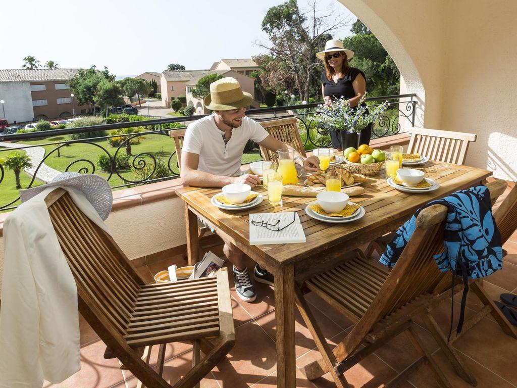 Ferienwohnung Großzügiges Studio mit Balkon an der Ostküste Korsikas (257240), San Nicolao, Nordkorsika, Korsika, Frankreich, Bild 11